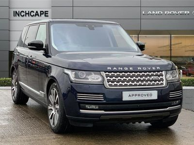 used Land Rover Range Rover Estate 5.0 V8 Supercharged Autobiography LWB 4dr Auto SS