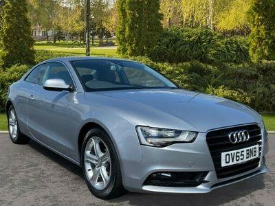 used Audi A5 2.0TDI SE (190ps) (s/s) Coupe 2d Multitronic