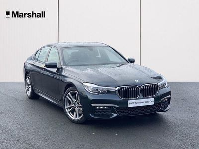 used BMW 730 7 Series d M Sport Saloon 3.0 4dr