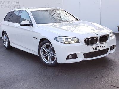 used BMW 520 5 Series d [190] M Sport 5dr Step Auto