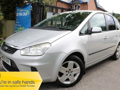 used Ford C-MAX 1.8 STYLE 125