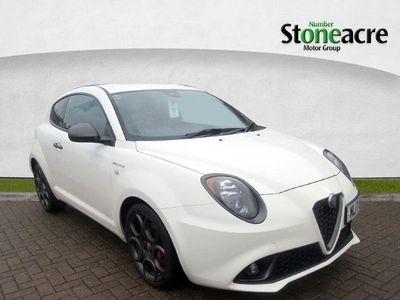 used Alfa Romeo MiTo 1.4 Tb Multiair 170 Veloce 3Dr Tct