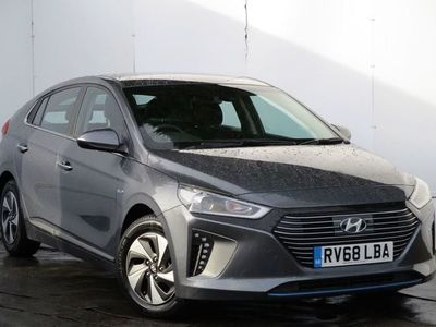 used Hyundai Ioniq 1.6 GDi Hybrid Premium 5dr DCT Hatchback 2018