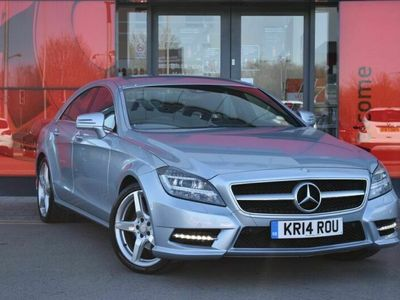 used Mercedes CLS250 CLSCDI BlueEFFICIENCY AMG Sport 4dr Tip Auto Saloon