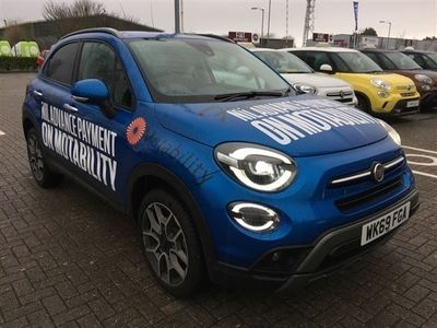 used Fiat 500X 1.3 City Cross 5Dr Dct