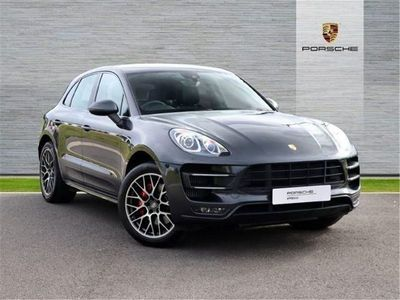 used Porsche Macan Turbo 5dr PDK with Air-Suspension 3.6