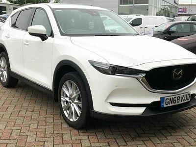 used Mazda CX-5 2.0 Sport Nav+ 5dr Estate Estate 2018