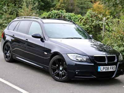 used BMW 318 3 Series 2.0 i M Sport Edition Touring 5dr