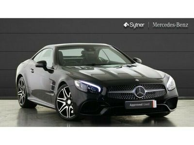 used Mercedes SL500 AMG LINE