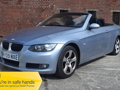used BMW 320 3 SERIES i SE