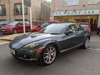 used Mazda RX8 PETROL MANUAL COUPE 4 DOORS