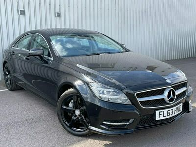 used Mercedes 350 CLS ClassCDI BlueEFFICIENCY AMG Sport 4dr Tip Auto Saloon 2013