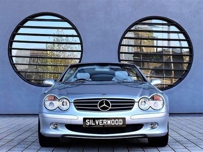 used Mercedes SL500 SL Class