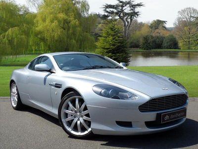 used Aston Martin DB9 V12 Tiptronic - 2004/54 Stunning Condition