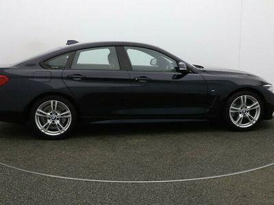 used BMW 420 Gran Coupé 4 Series Gran Coupe D M SPORT 2.0 4dr