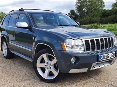 used Jeep Grand Cherokee 5.7 V8 Overland 4x4 5dr