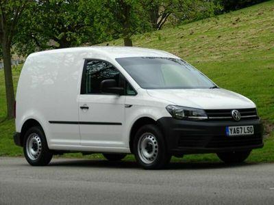 used VW Caddy LIFE 2.0 TDI BlueMotion Tech 75PS Startline Van