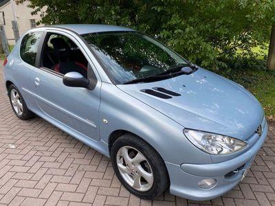 used Peugeot 206 1.4 16v Sport 3dr