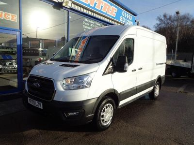 used Ford Transit 350 TREND ECOBLUE L2H2
