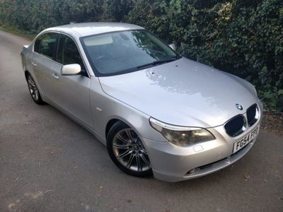 used BMW 525 5 Series d SE 4dr Auto