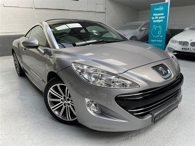 used Peugeot RCZ 1.6THP SPORT COUPE USED