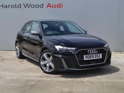 used Audi A1 40 Tfsi S Line Competition 5Dr S Tronic