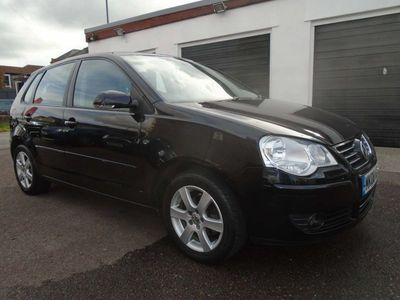 used VW Polo 1.9 TDI Sport 5dr