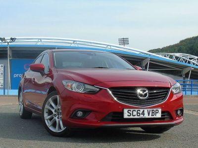 used Mazda 6 2.0 Sport Nav 4dr Saloon Saloon 2015