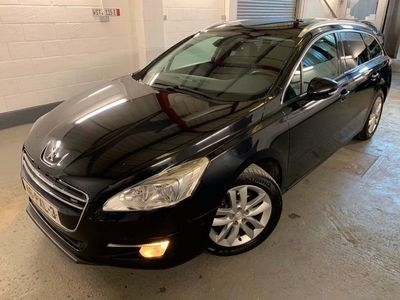used Peugeot 508 LHD Left Hand Drive 1.6 e-HDI Executive Pan Roof 5-Door