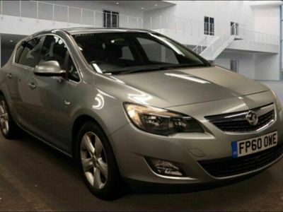 used Vauxhall Astra 1.6 16v SRi 5dr