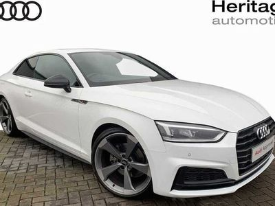 used Audi A5 40 Tfsi Black Edition 2Dr S Tronic