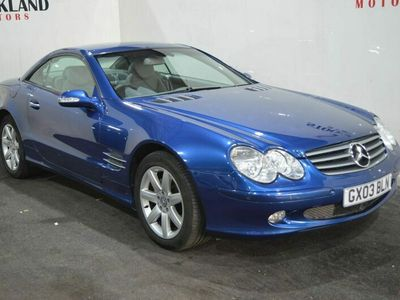 used Mercedes SL500  SL Series2dr Auto