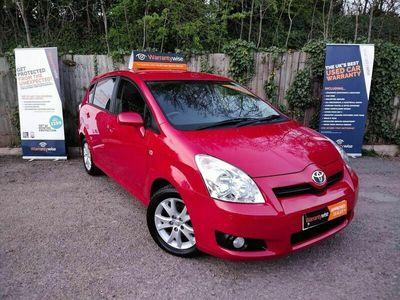 used Toyota Corolla Verso 1.8 VVT-i SR 5dr