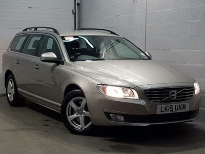 used Volvo V70 D3 [136] Business Edition 5Dr Geartronic