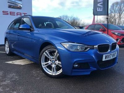 used BMW 320 3 Series D M Sport 5Dr Step Auto
