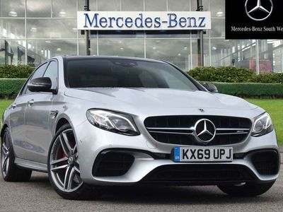 used Mercedes E63S AMG E-Class4Matic+ 4dr 9G-Tronic