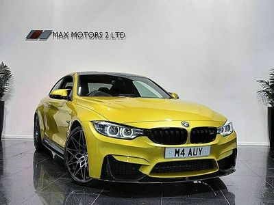used BMW M4 M4 3.0COMPETITION 2d 444 BHP Semi Auto 2-Door