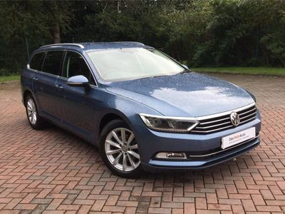 used VW Passat 1.6 Tdi Se Business 5Dr Dsg