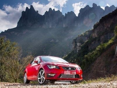 used Seat Leon 1.5 Tsi Evo 150PS Fr 5dr DSG Auto
