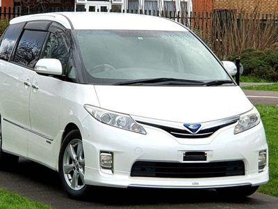 used Toyota Estima Hybrid G-ED 7 Seats DVD BT Auto 2.4 5dr