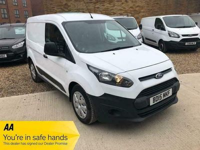 used Ford Transit Connect 1.6 TDCi 200 L1 4dr