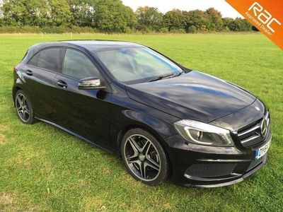 used Mercedes A250 A Class 2.0AMG SPORT BLUE EFFICIENCY