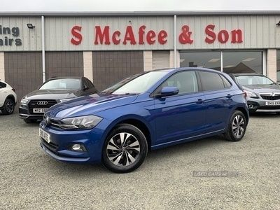 used VW Polo 1.0 EVO Match (s/s) 5dr