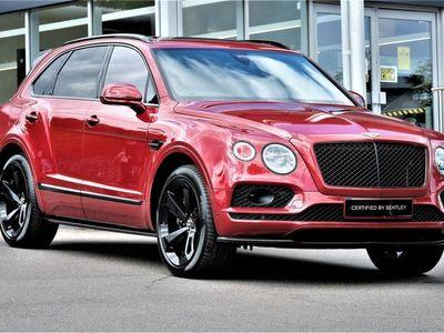 used Bentley Bentayga V8 4.0 V8 5dr