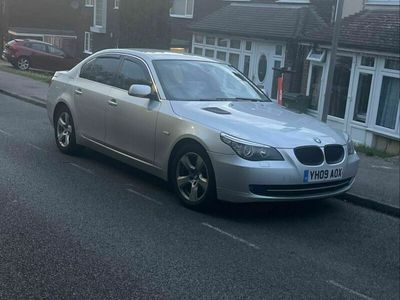 used BMW 520 5 Series 2.0 d SE Business Edition 4dr
