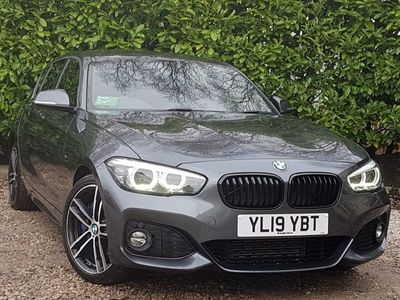 used BMW 118 1 Series D M Sport Shadow Ed 5Dr Step Auto