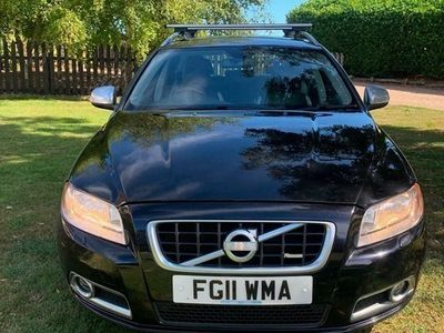 used Volvo V70 Estate 2.0 D3 (163bhp) R DESIGN 5d Geartronic