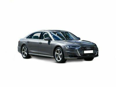 used Audi A8L 55 TFSI Quattro 4dr Tiptronic Saloon