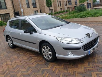 used Peugeot 407 SW 1.6 HDi S 5dr