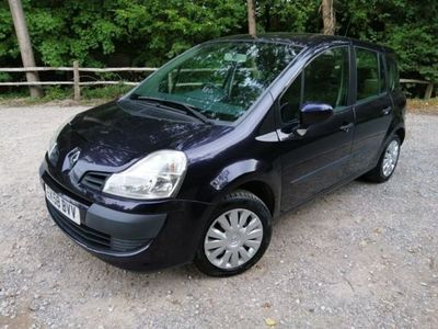 used Renault Grand Modus 1.1 EXPRESSION TCE 5d 100 BHP